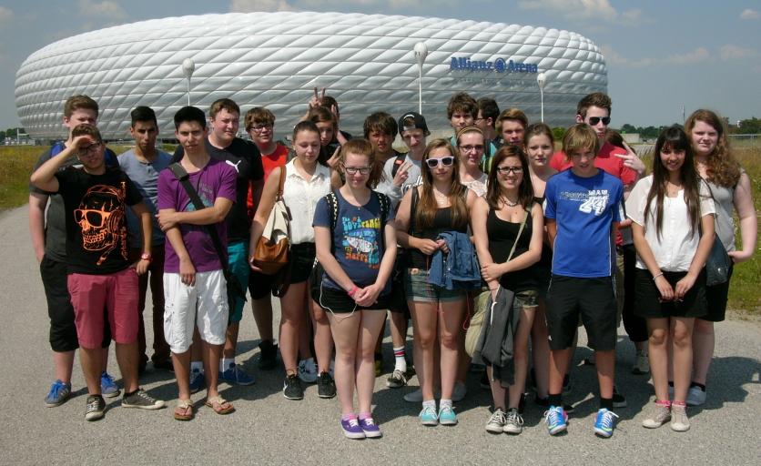Klasse 9 in München